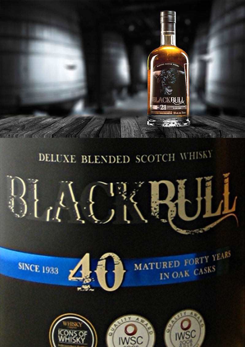 PREMIUM IMPORTERS SPAIN | BLACKBULL WHISKY